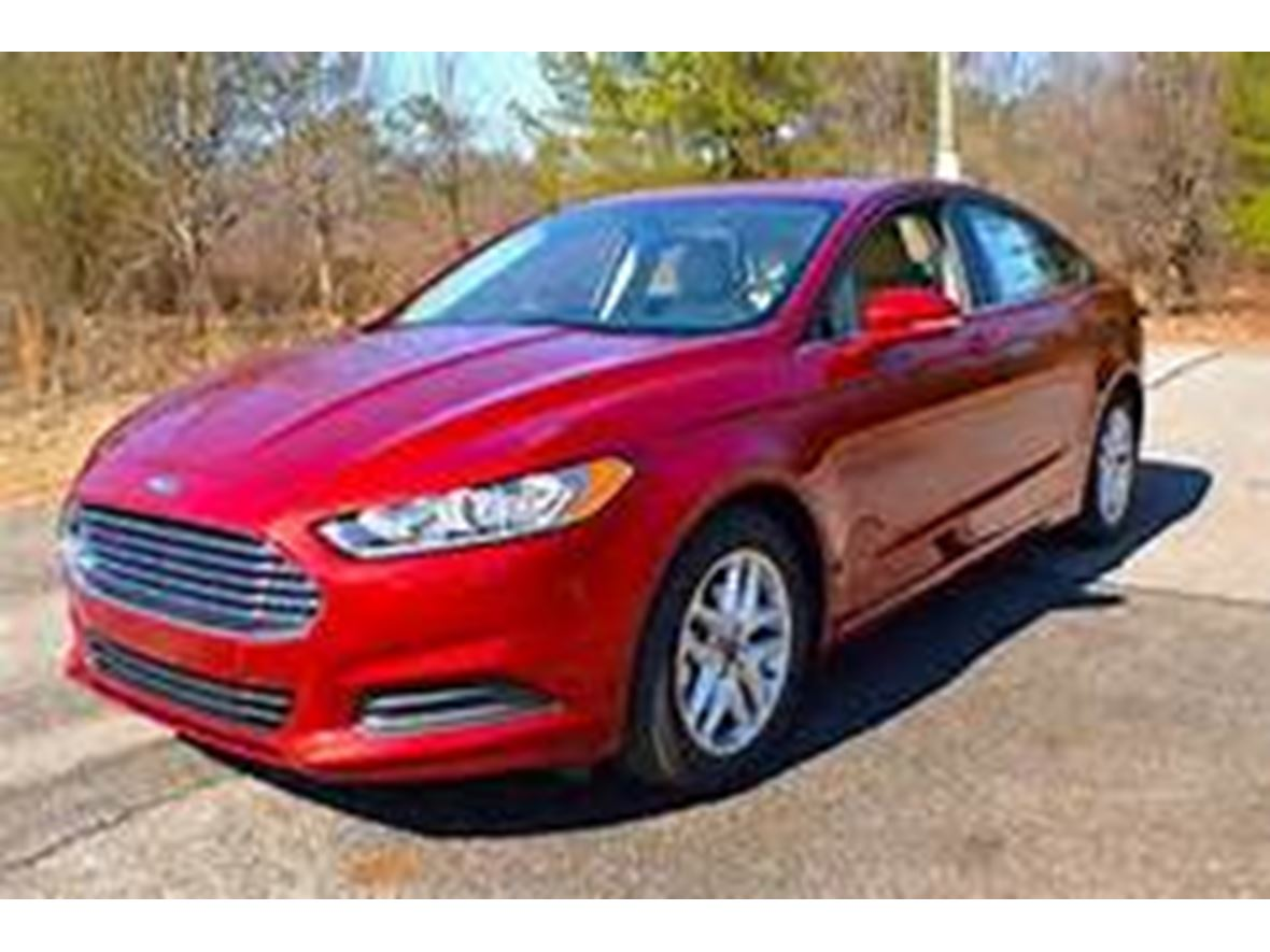 2015 Ford Fusion for sale by owner in Malden