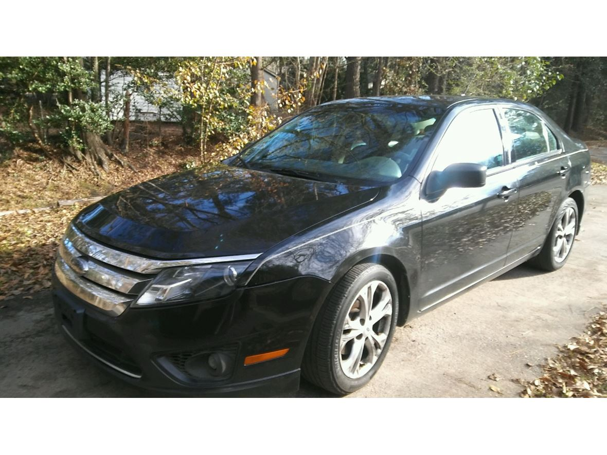 2010 Ford Fusion Energi for sale by owner in Summerville