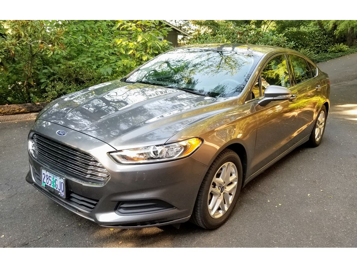 2013 Ford Fusion SE for sale by owner in Portland