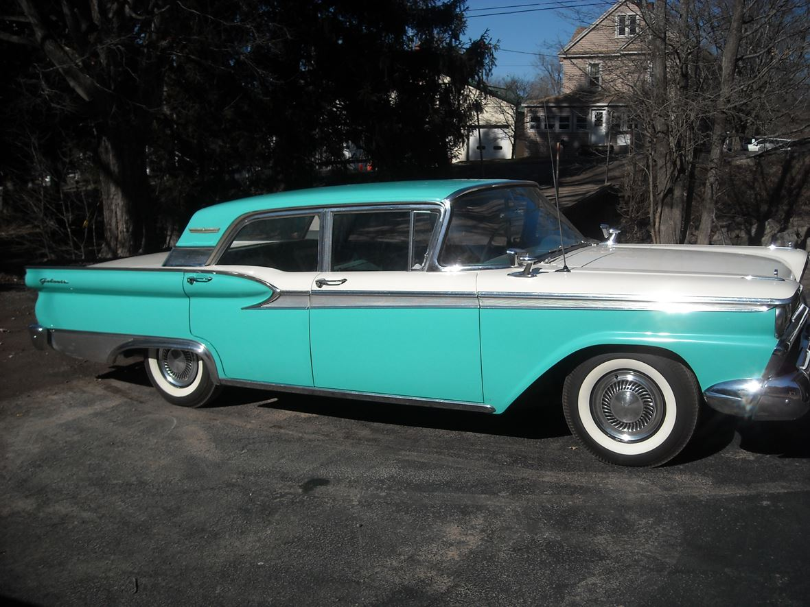 1959 Ford Galaxie 500 for sale by owner in Treadwell
