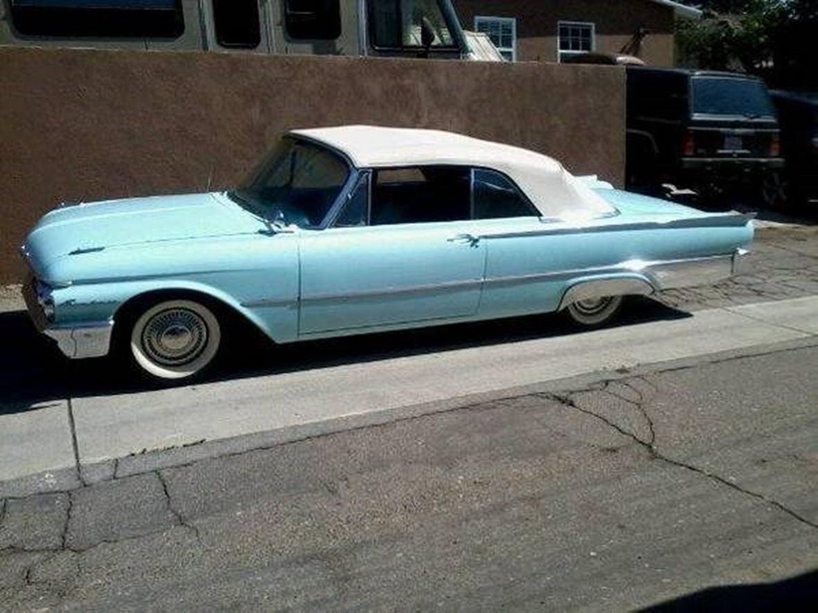 1961 Ford Galaxie Sunliner Antique Car Kingman Az 86409