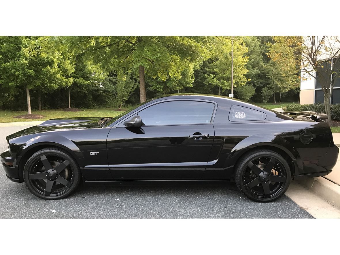 2006 Ford Mustang Gt For Sale By Owner In Essex Md 21221