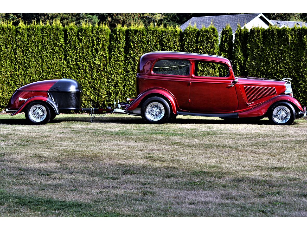 1934 Ford Model for sale by owner in Arlington