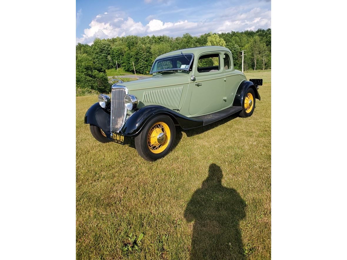 1934 Ford model 40 for sale by owner in Lyons