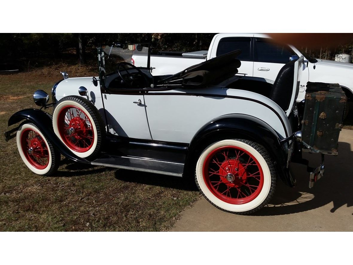 1929 Ford Model A for sale by owner in Morrilton