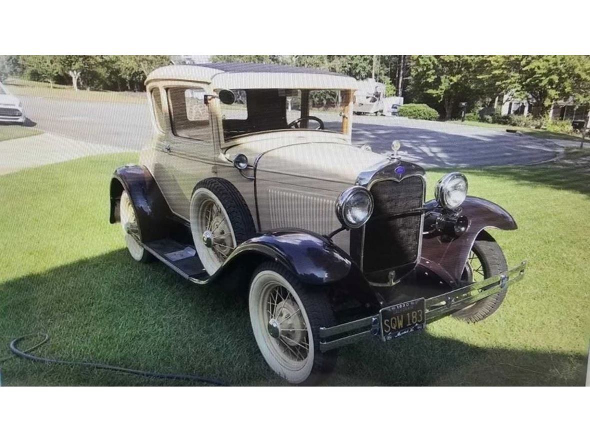 1930 Ford Model A for sale by owner in Pittston