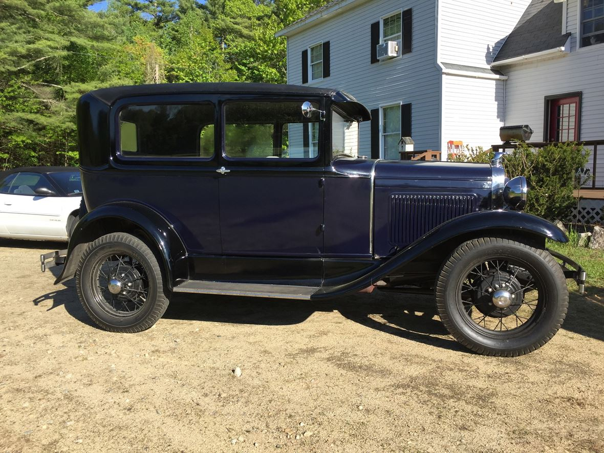 1930 Ford Model A for sale by owner in Turner