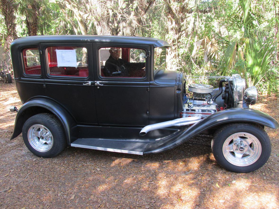1931 Ford MODEL A Hot Rod - Antique Car - Cocoa, FL 32924