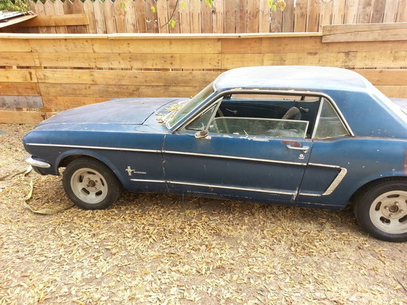 1965 Ford Mustang - Antique Car - Waco, TX 76799