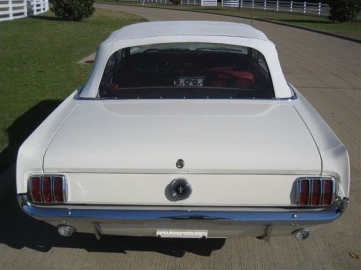 1965 Ford Mustang for sale by owner in Troy