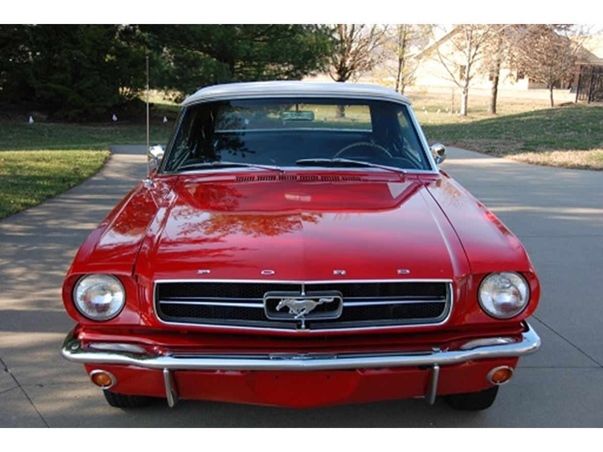 1965 Ford Mustang for sale by owner in Houston