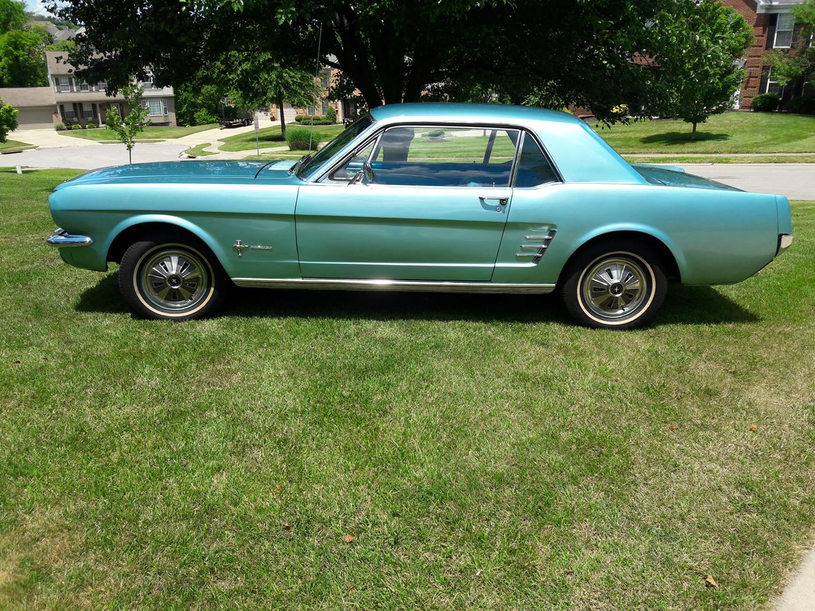 1966 Ford Mustang for sale by owner in Florence