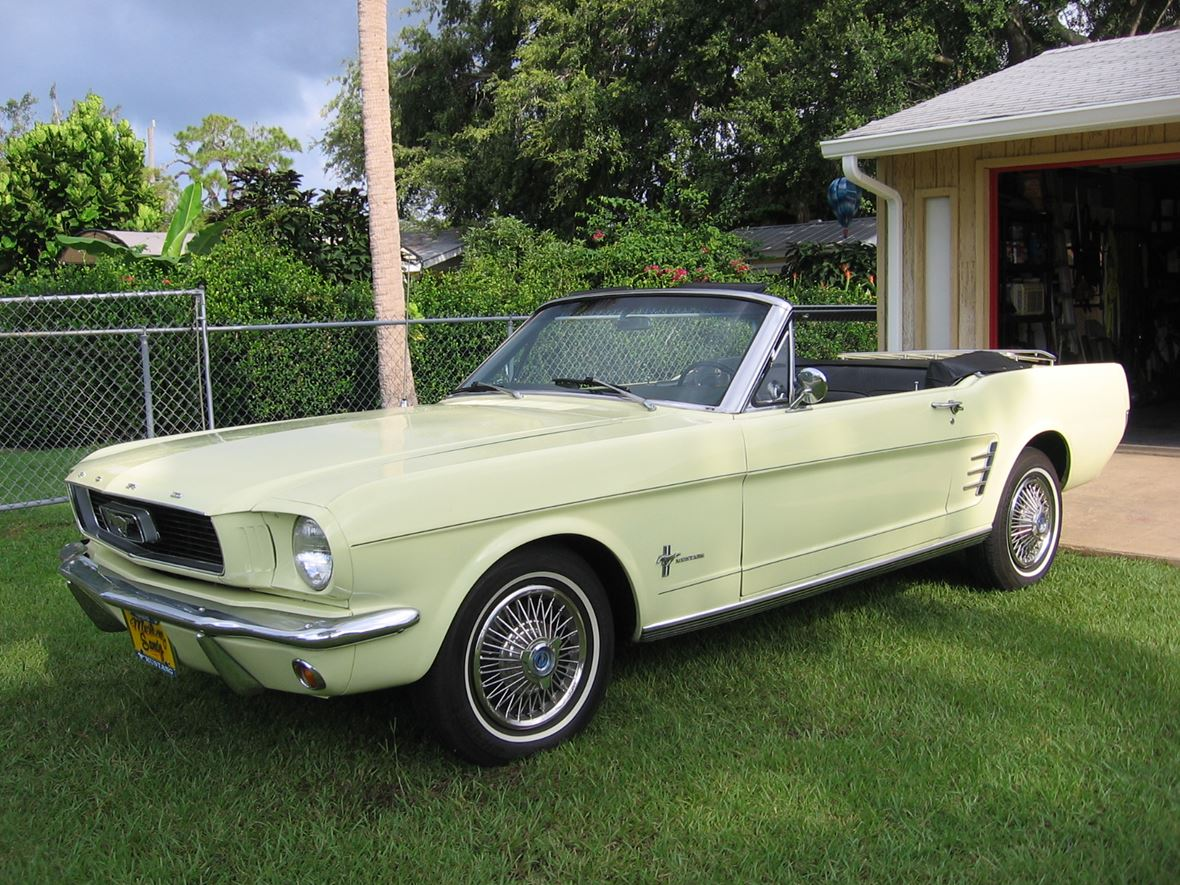 1966 Ford Mustang for sale by owner in Englewood