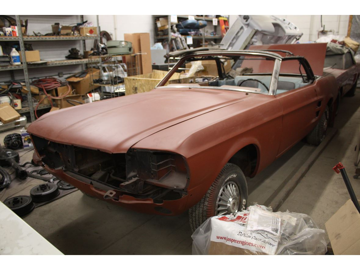1967 Ford Mustang for sale by owner in Greenfield