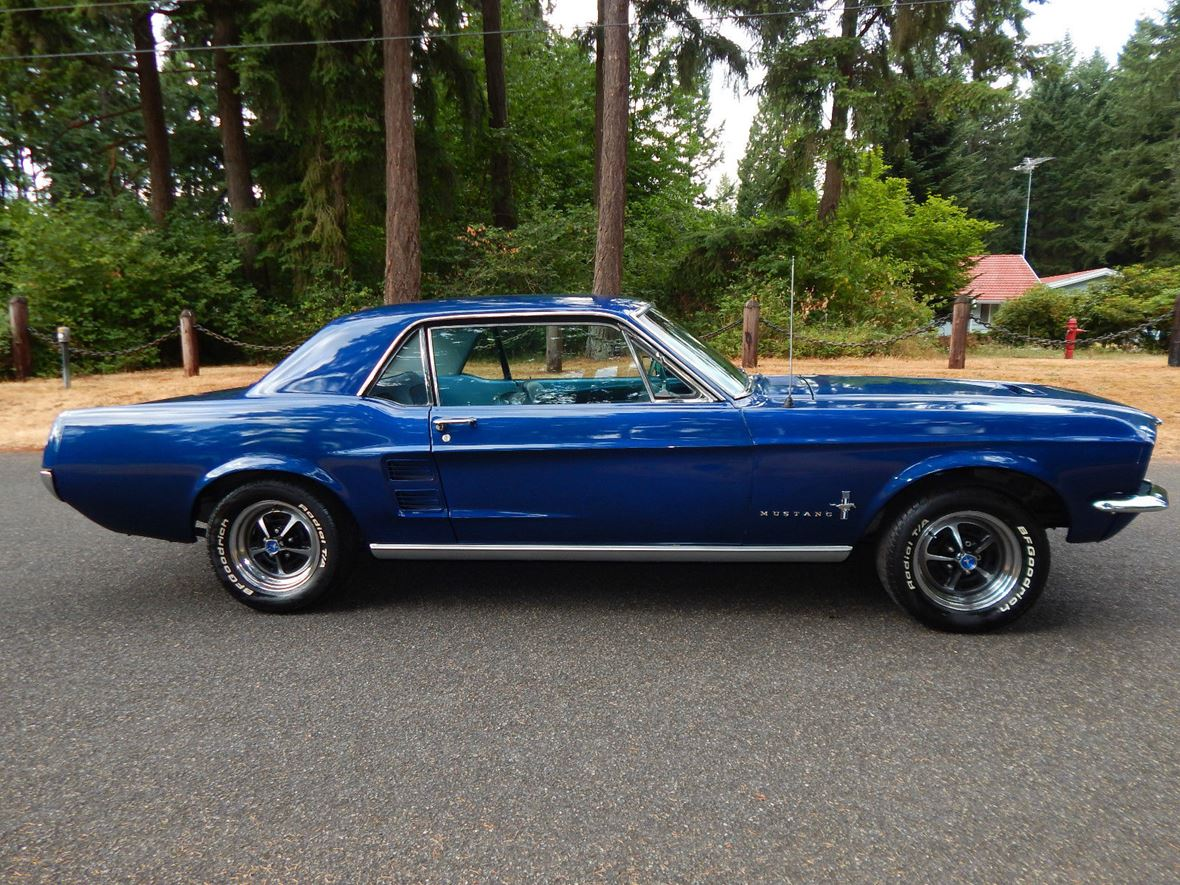 1967 Ford Mustang - Antique Car - Seattle, WA 98101
