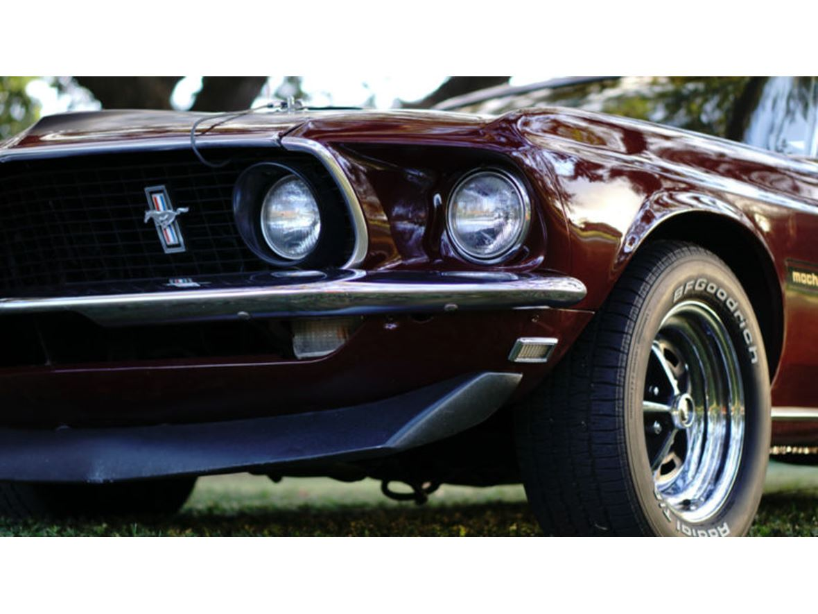 1969 Ford Mustang for sale by owner in Richmond