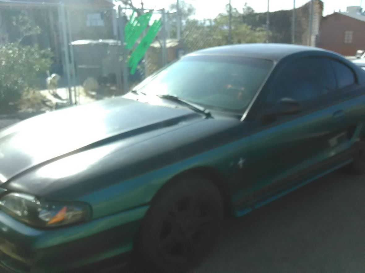1997 Ford Mustang for sale by owner in El Paso