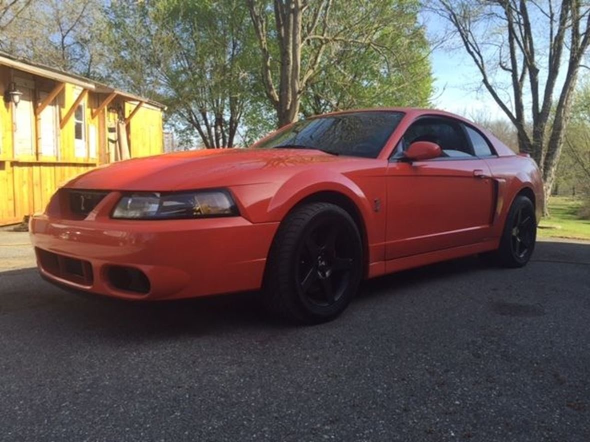 2004 Ford Mustang for sale by owner in Whitehall