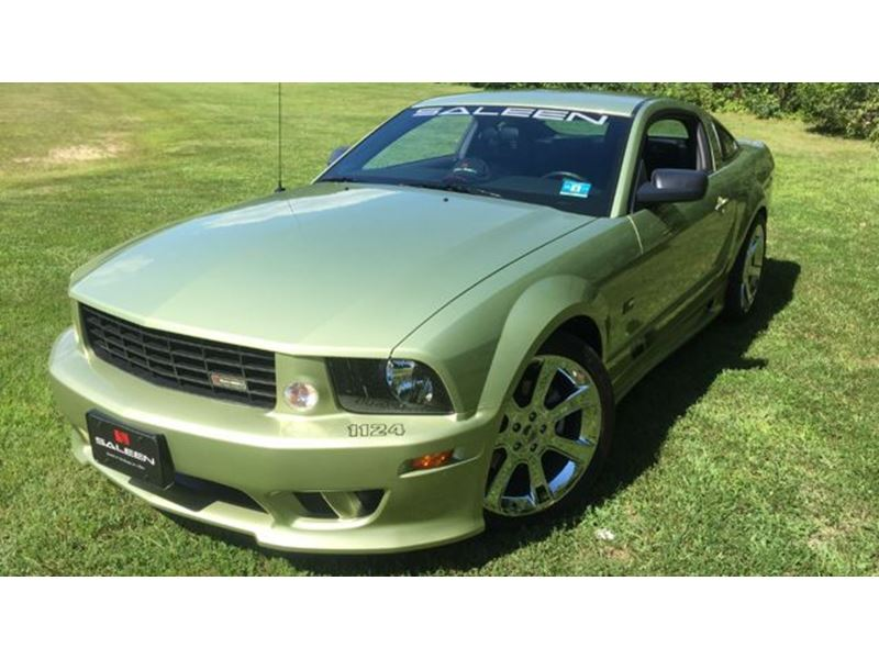 2005 Ford Mustang for sale by owner in Swedesboro
