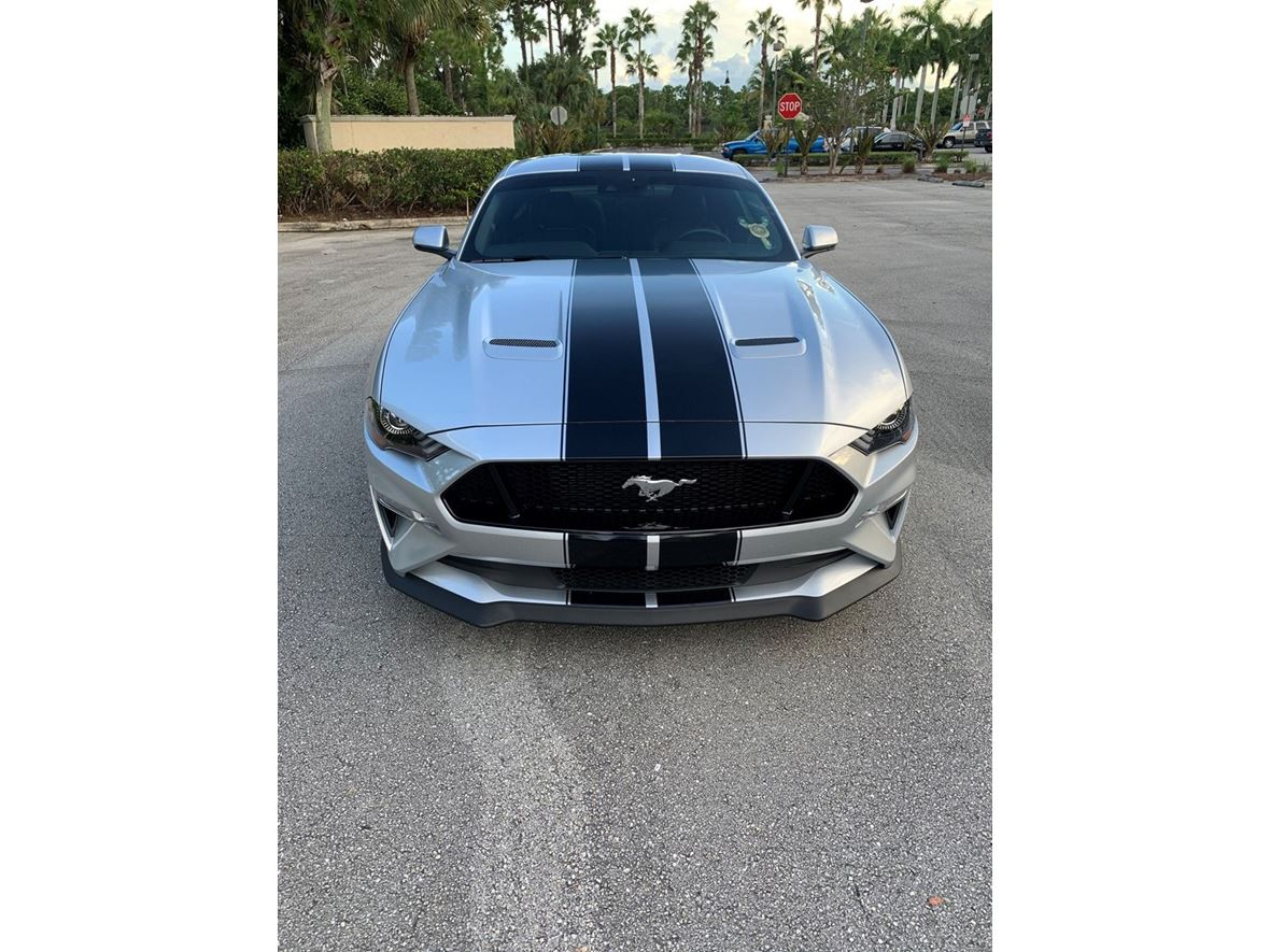 2018 Ford Mustang for sale by owner in Jupiter
