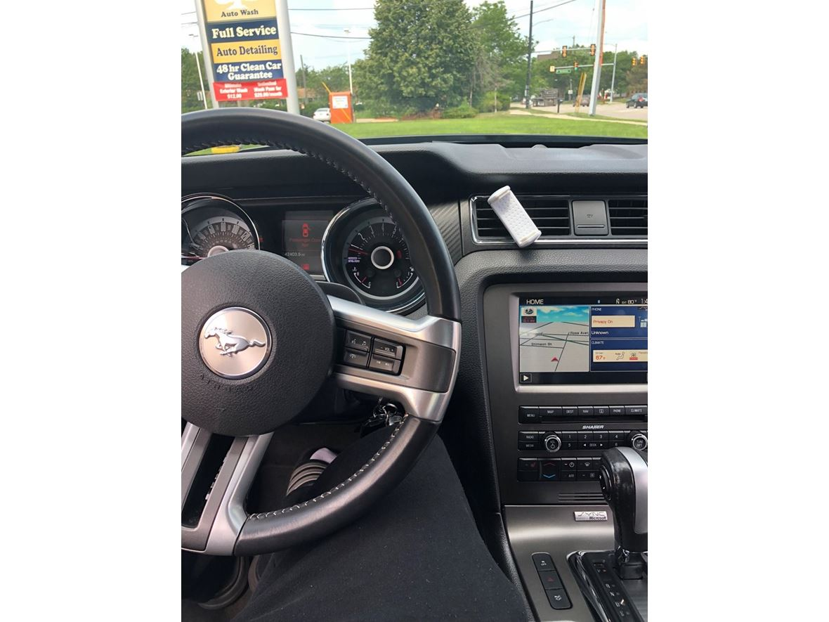 2013 Ford Mustang GT California Special  for sale by owner in Ann Arbor