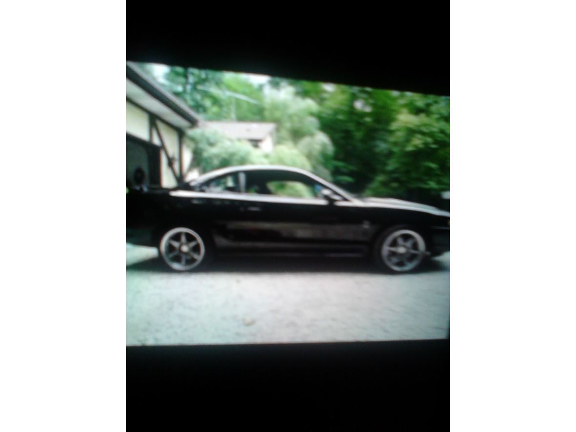 1996 Ford Mustang SVT Cobra for sale by owner in Niles