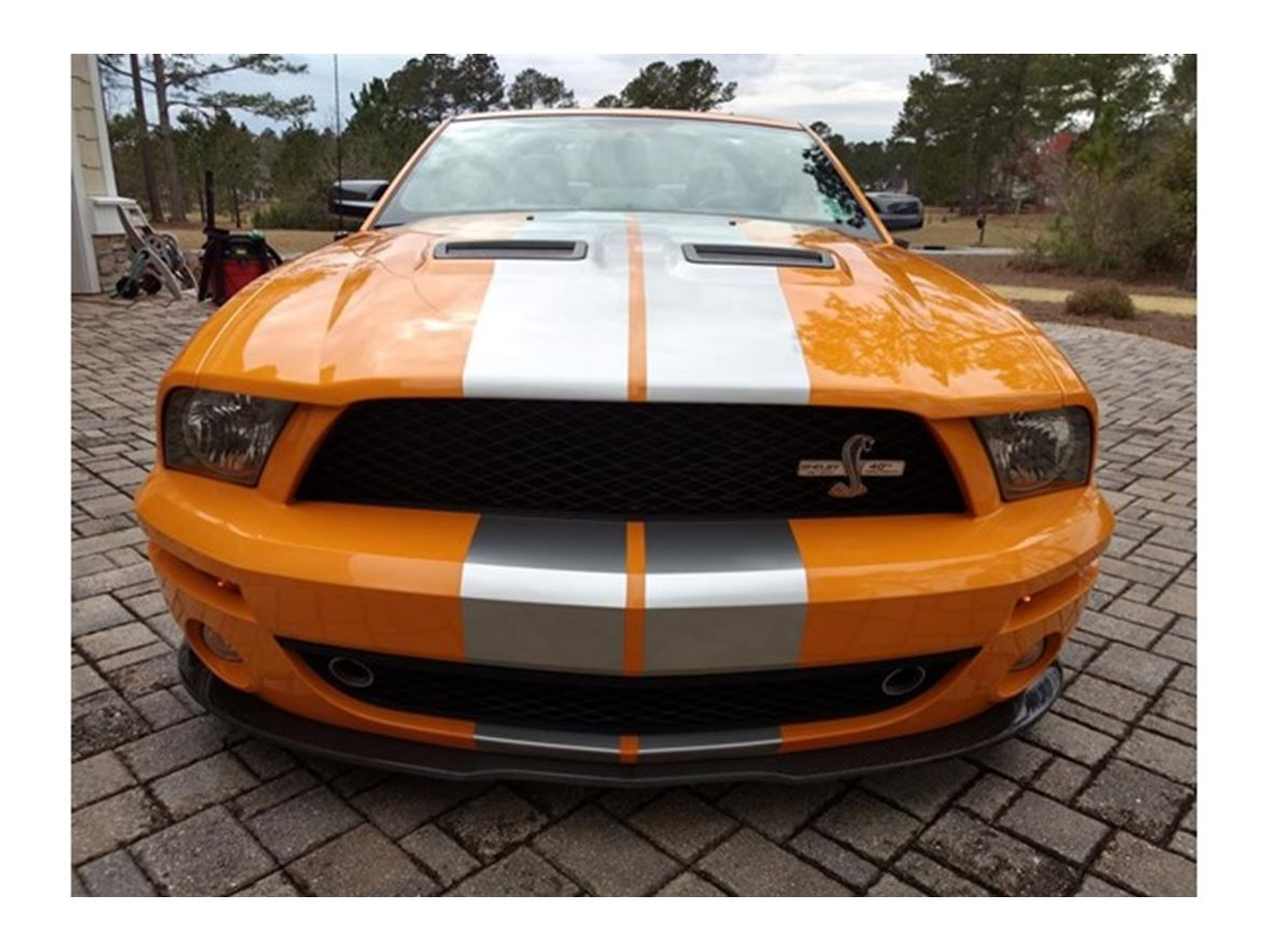 2007 Ford Shelby GT500  for sale by owner in Raleigh