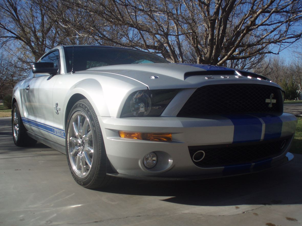 2008 Ford Shelby GT500 for Sale by Owner in Roswell, NM 88201 - $69,999