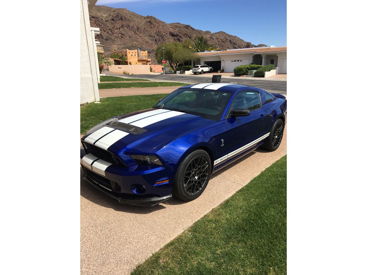 2014 ford shelby gt500 for sale by owner in henderson nv 89011 56000