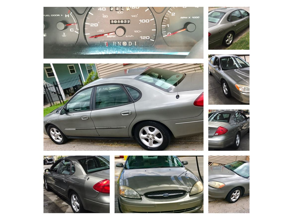 2001 Ford Taurus for sale by owner in New Orleans