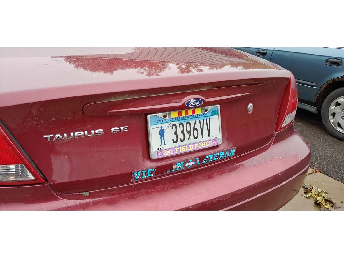 2006 Ford Taurus for sale by owner in Mora