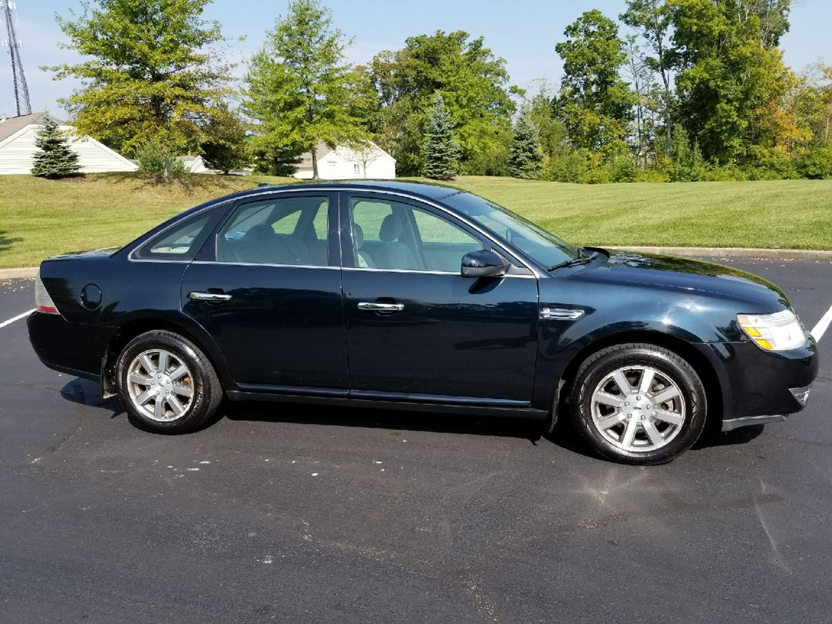 2008 Ford Taurus for sale by owner in Union