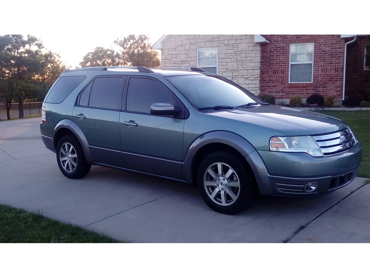 2008 ford taurus x for sale by owner in newalla
