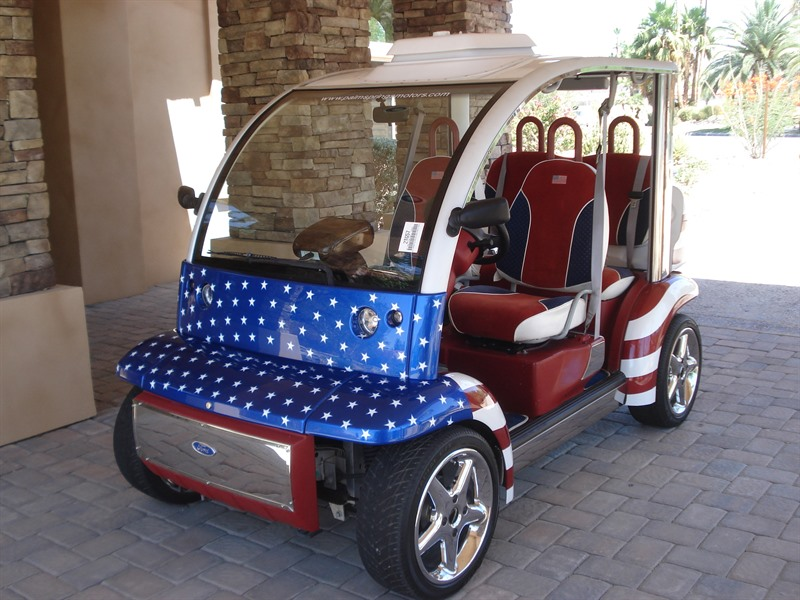 2002 Ford THINK GOLF CART Sale by Owner in Palm Desert, CA 92261 Used Electric Golf Carts Ca Html on