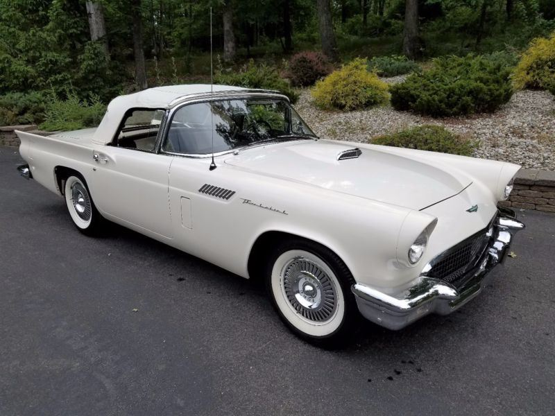 1957 Ford Thunderbird For Sale By Owner In Margate City Nj 08402 14 630
