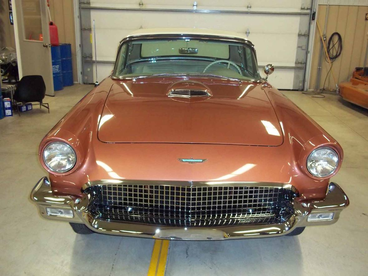 1957 Ford Thunderbird For Sale By Owner In Winter Haven Fl 33888 50 500