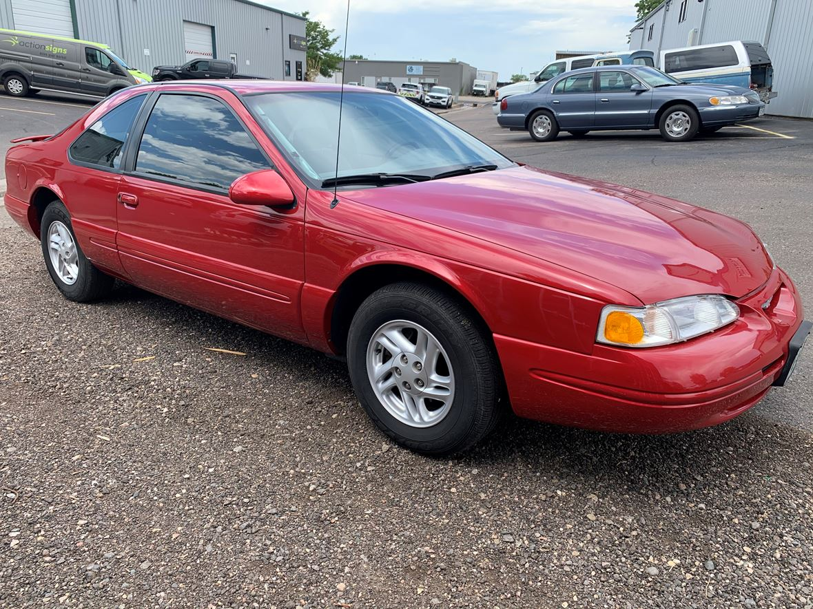 1997 Ford Thunderbird for sale by owner in Fort Collins