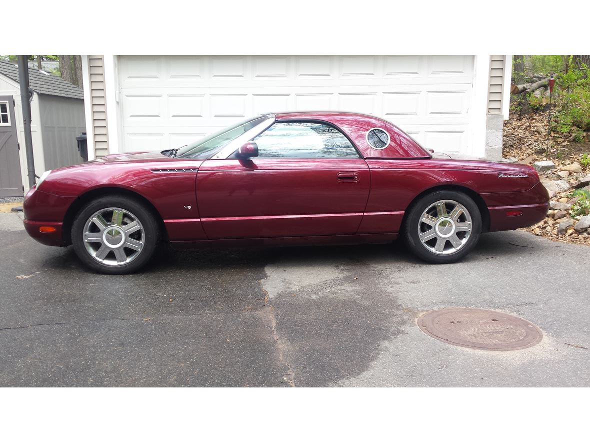 2004 Ford Thunderbird for sale by owner in West Suffield