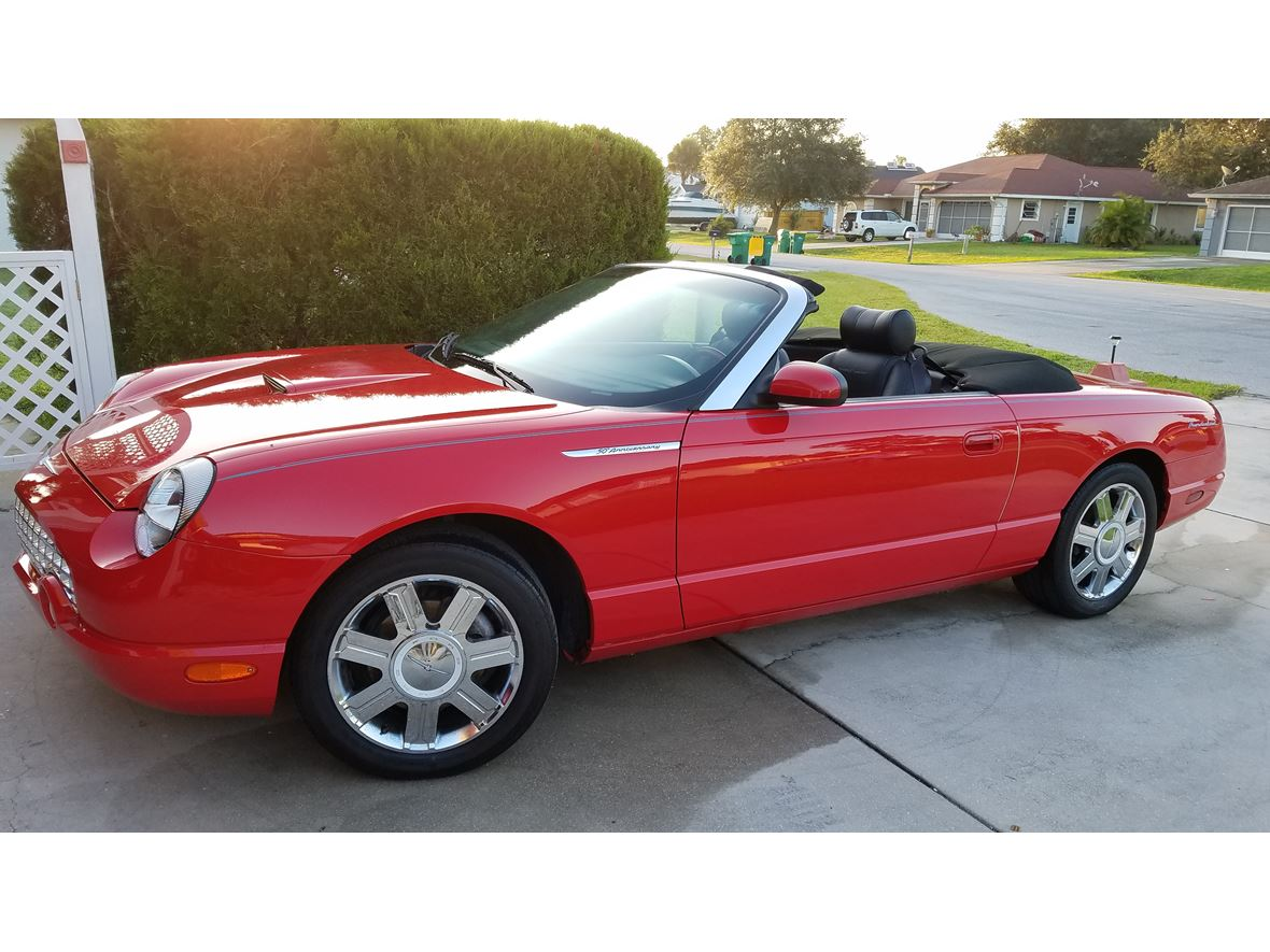 2005 Ford Thunderbird for sale by owner in Port Charlotte