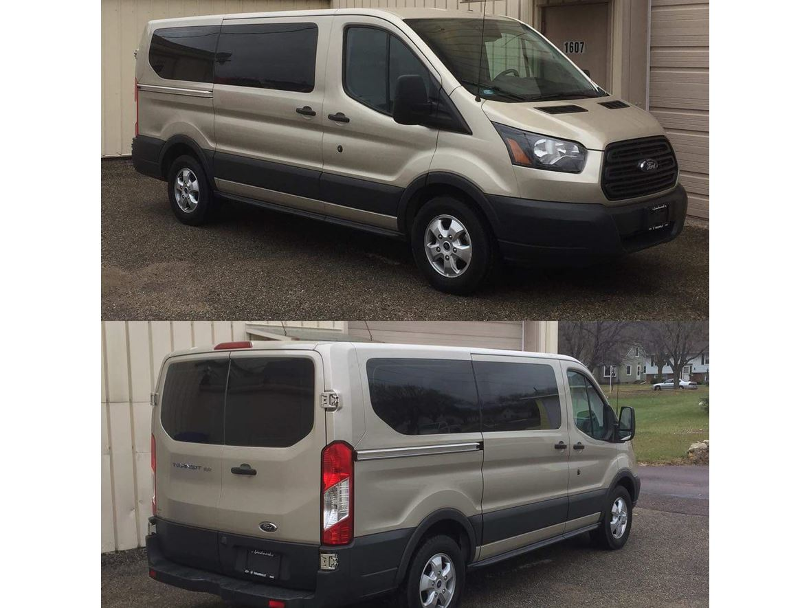 2017 Ford Transit Campervan for sale by owner in Lake Crystal
