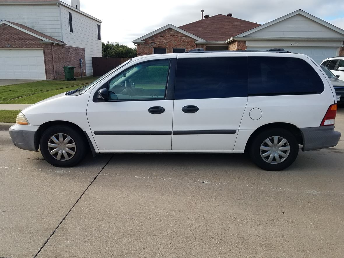 2001 Ford Windstar For Sale By Owner In Arlington  Tx 76096