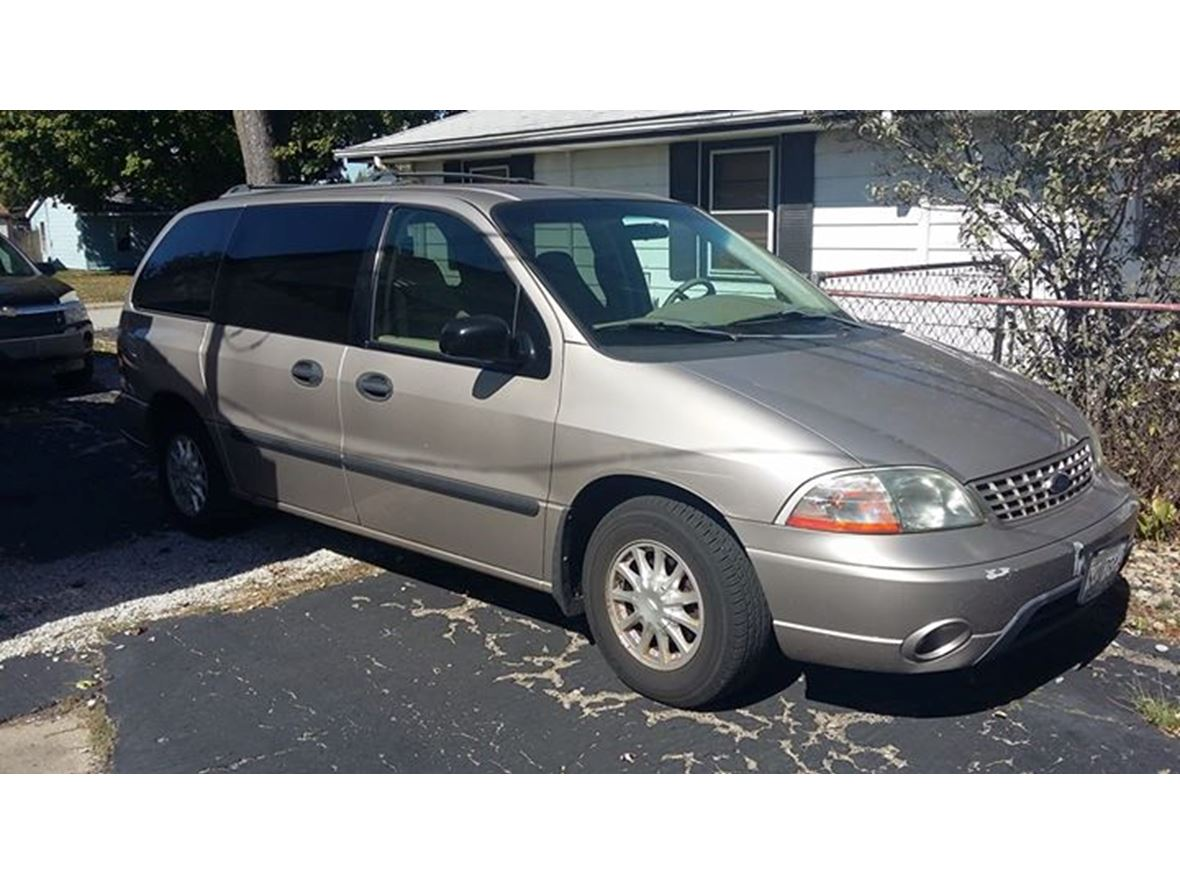 2002 ford windstar for sale by owner in bourbonnais