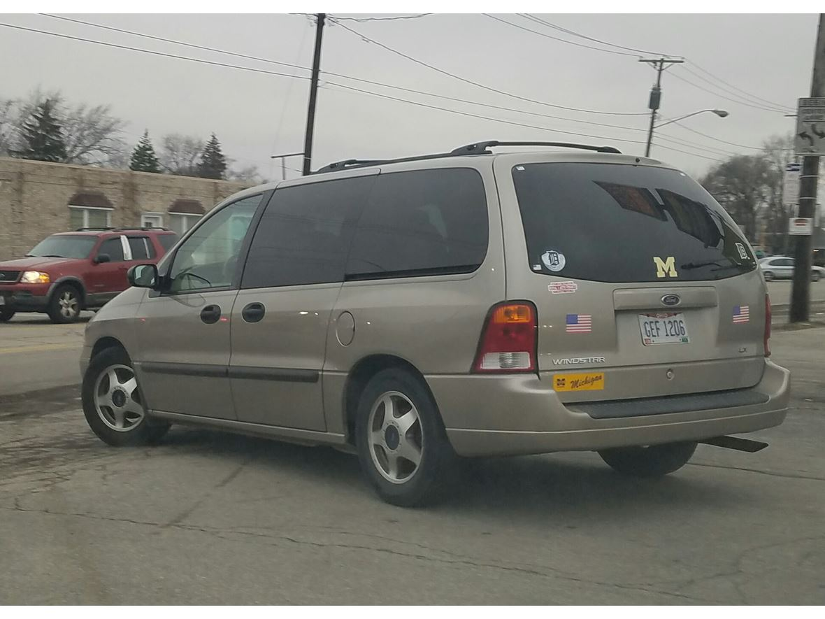 2002 ford windstar for sale by owner in toledo