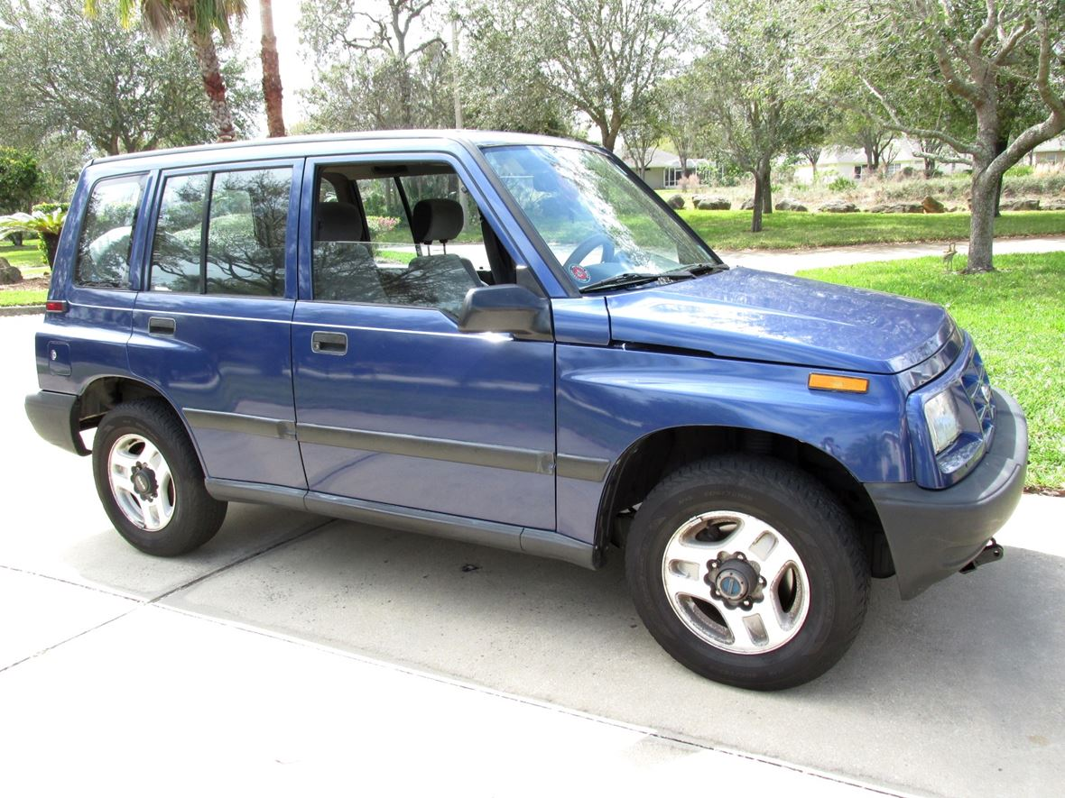 Towed Car Finder >> 1996 Geo Tracker for Sale by Owner in Daytona Beach, FL 32198
