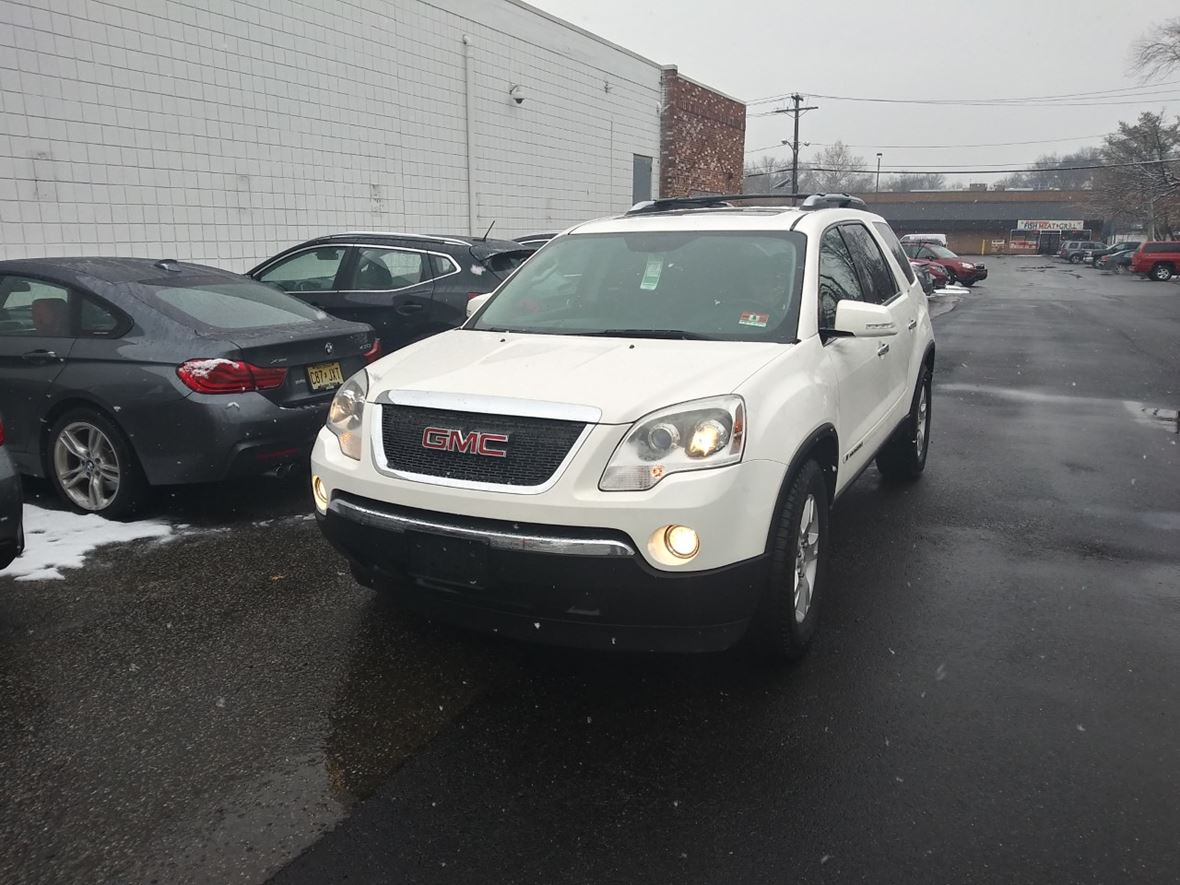 2007 GMC Acadia for sale by owner in Union City