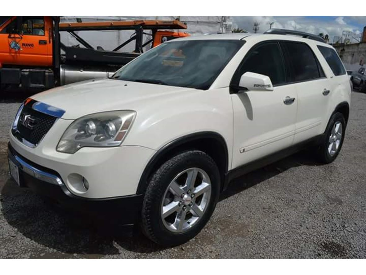 2009 GMC Acadia for sale by owner in Tyner