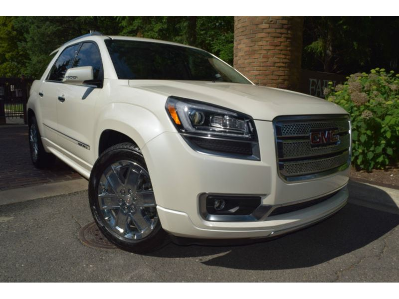 2014 GMC Acadia for sale by owner in Wheeler