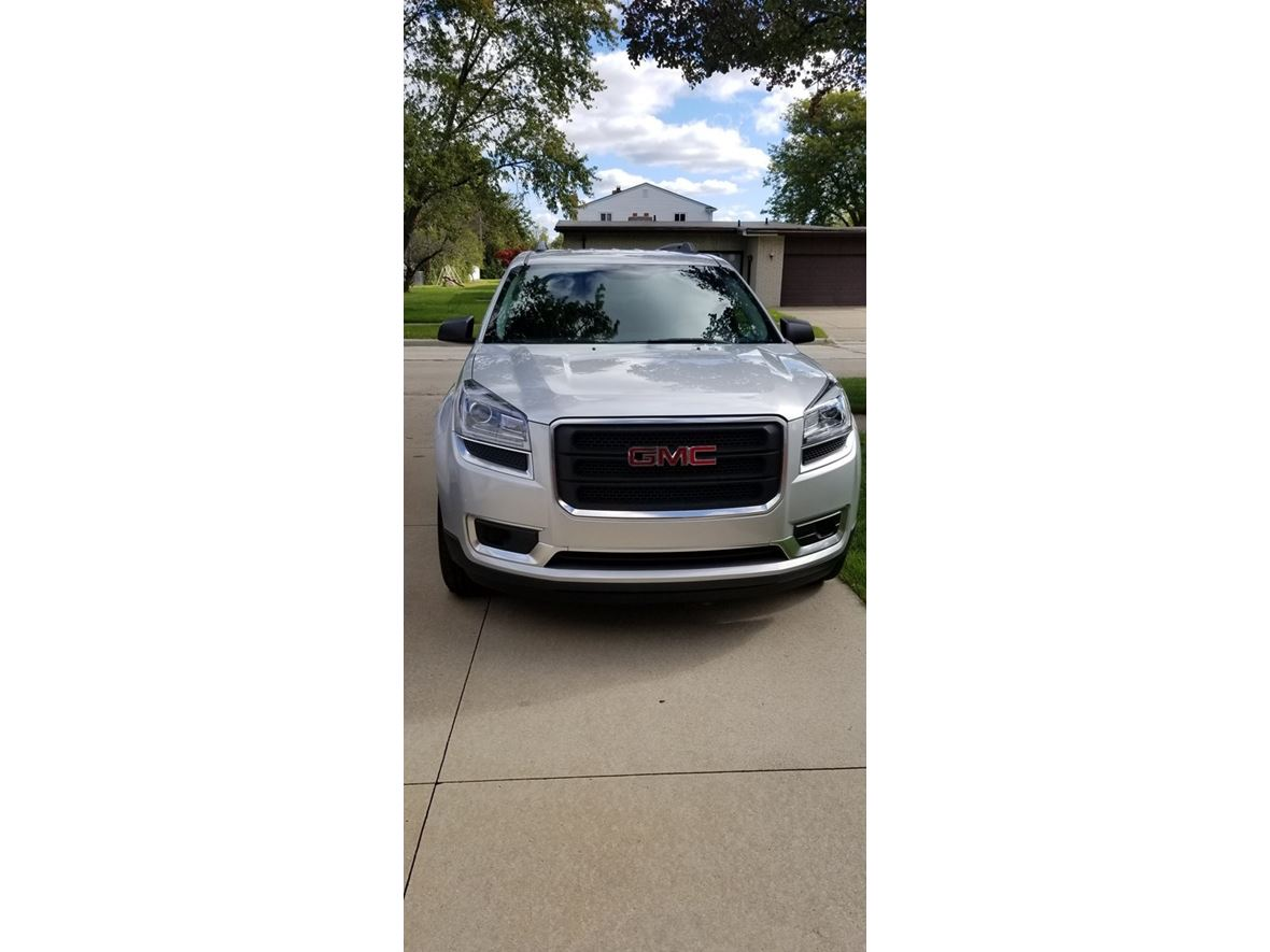 2014 GMC Acadia for sale by owner in Southfield