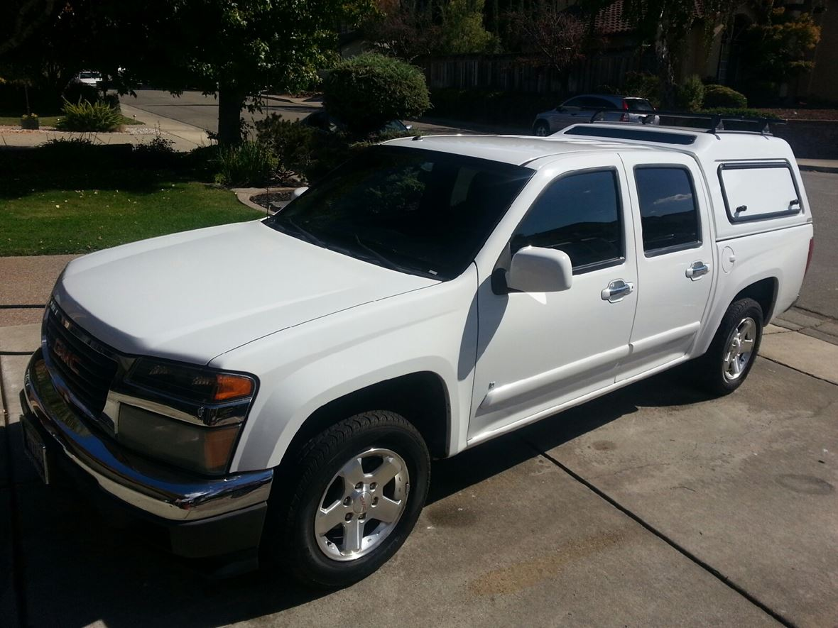 2009 GMC Canyon for sale by owner in Castro Valley