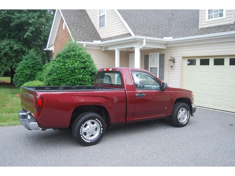 2007 gmc canyon sl for sale by owner in hickory nc 28602. Black Bedroom Furniture Sets. Home Design Ideas